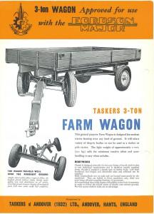 Tasker 3 ton